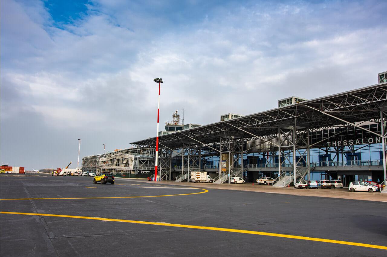 Επέκταση Αεροδρομίου Θεσσαλονίκης - Νέο αεροδρόμιο Μακεδονία - Alpha Drive Rent a Car
