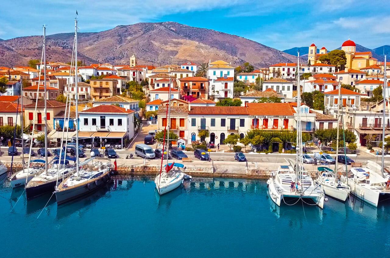 6 Ανοιξιάτικοι Προορισμοί στην Ελλάδα - Γαλαξίδι - Alphadrive Rent a Car