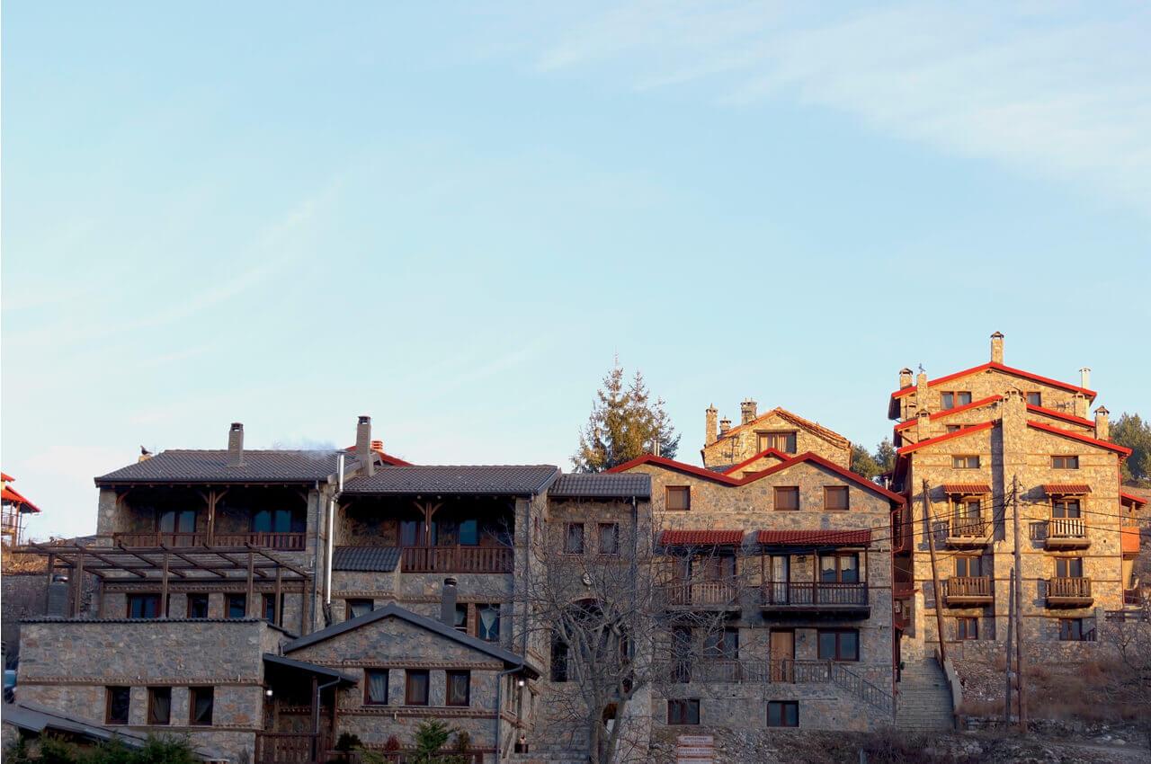 Agios Athanasios Pella-places to stay-AlphaDrive